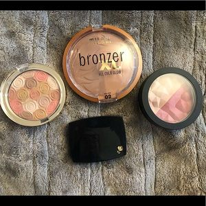Face Powder Lot: Blush, Highlighter & Bronzer 💋